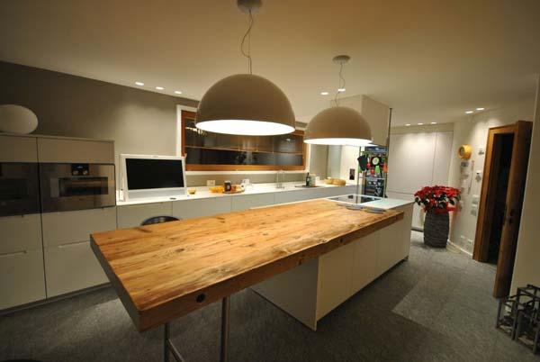 Cucina moderna Bortoluzzi Arredamenti Belluno