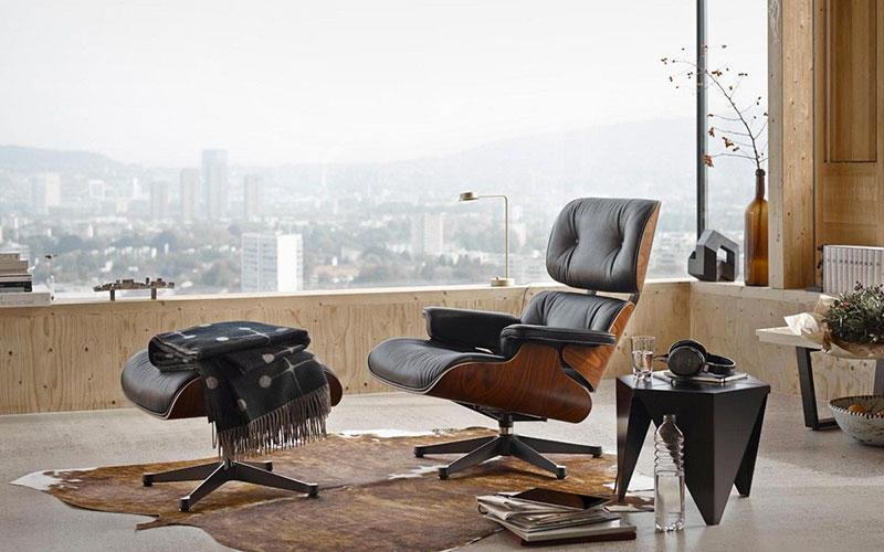 Eames Lounge Chair Bortoluzzi Arredamenti Belluno