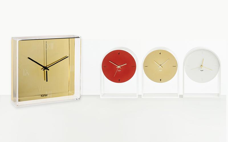 Orologi Kartell Bortoluzzi Arredamenti