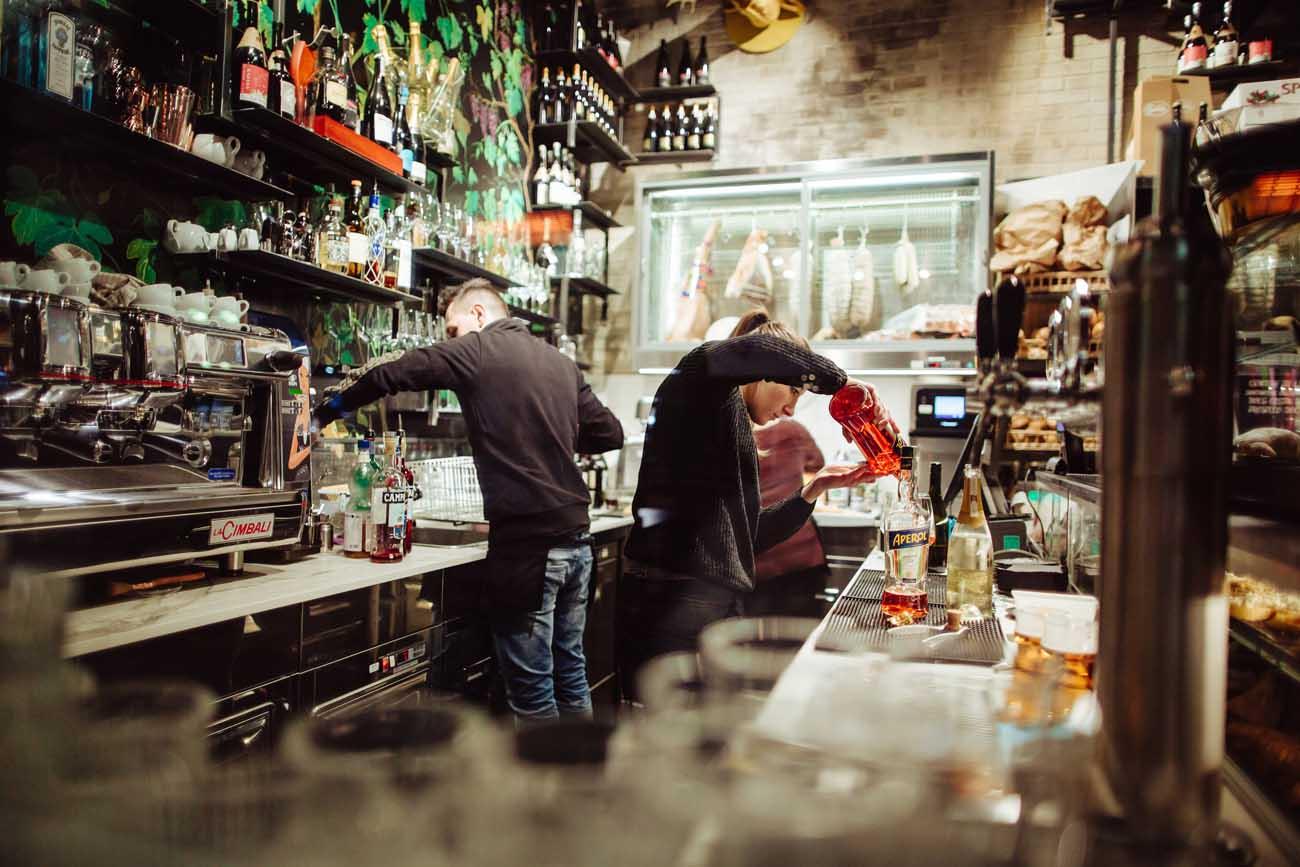 Realizzazione bar e ristoranti Bortoluzzi Arredamenti Belluno