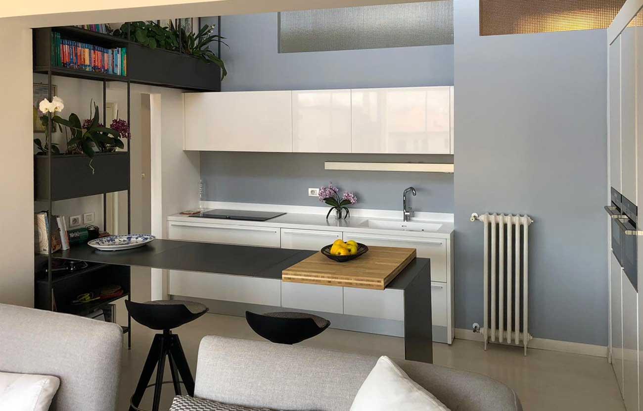 Realizzazione casa Belluno - Bortoluzzi Arredamenti