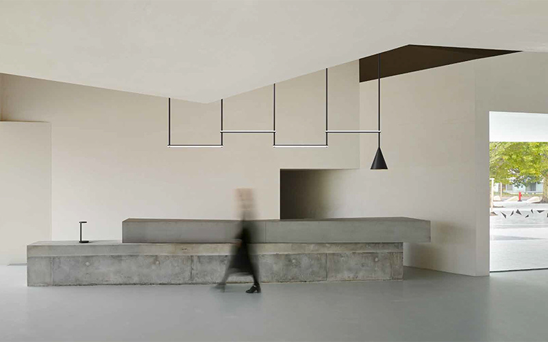 Lampada Infra-structure Flos - Bortoluzzi Arredamenti