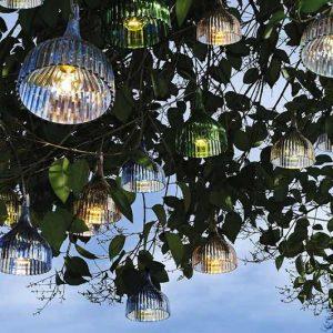 Outlet Bortoluzzi Arredamenti Kartell lampada É
