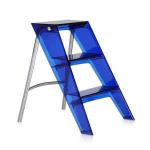 Outlet Bortoluzzi Arredamenti Kartell scaletta blu