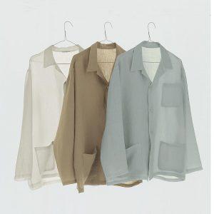 Flou vestire in lino | Outlet Bortoluzzi Arredamenti