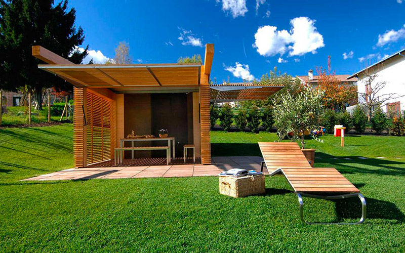 Un giardino d'incanto, con Bonus verde e Bortoluzzi