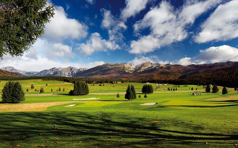 Una domenica in Cansiglio all'insegna del golf e dell'outdoor