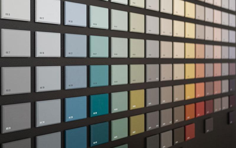 Color Collection di Kerakoll, decorare rispettando l'ambiente